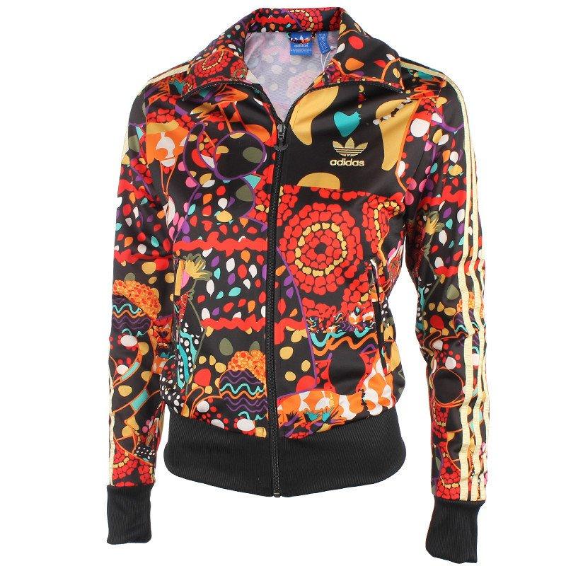 różne kolory dobra tekstura w magazynie bluza sportowa damska ADIDAS MARACATU FIREBIRD / M30781