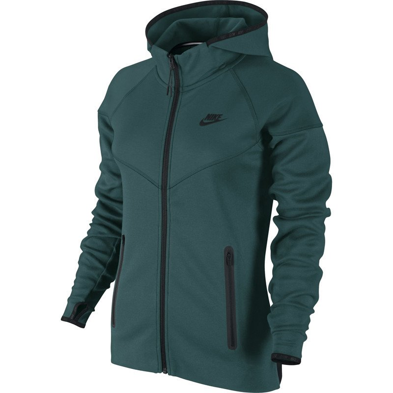 nike bluza damska tech fleece hoodie