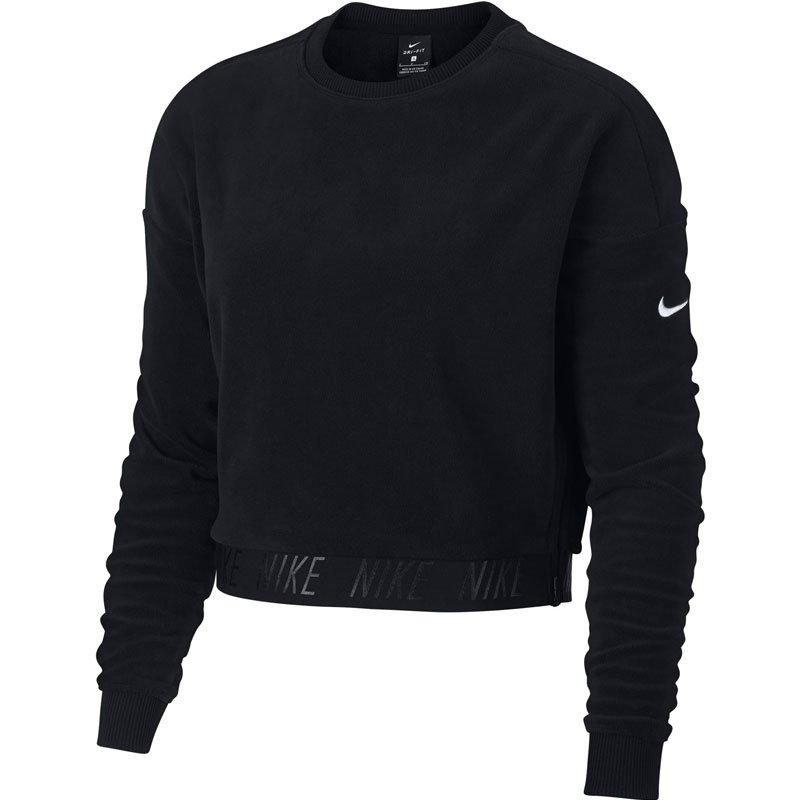 wiele modnych oficjalne zdjęcia duża zniżka bluza sportowa damska NIKE THERMA CREW POLAR / 885276-010