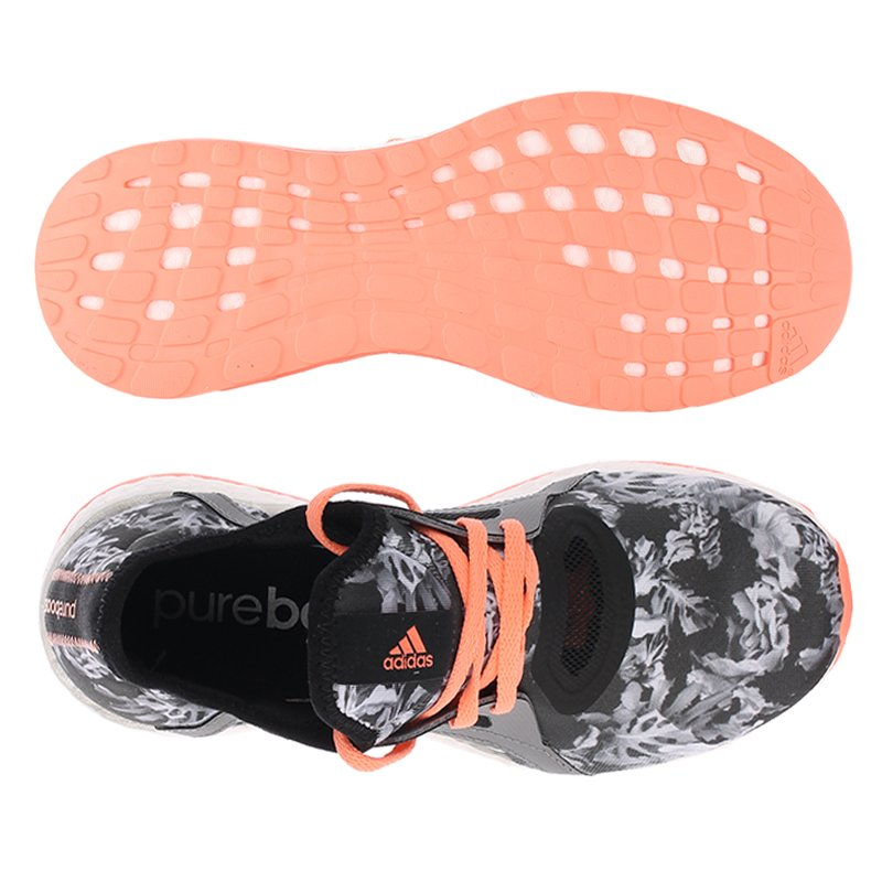 buty do biegania damskie ADIDAS PUREBOOST X AQ6690 32324
