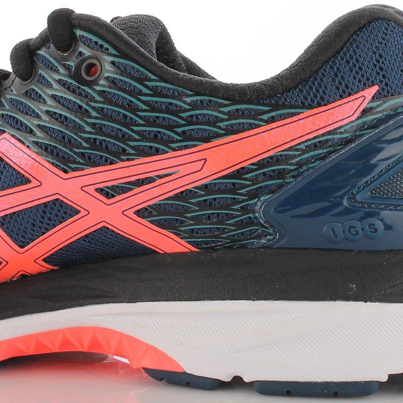 Hurt oficjalna strona gorąca wyprzedaż buty do biegania damskie ASICS GEL-NIMBUS 18 / T650N-5806 ...