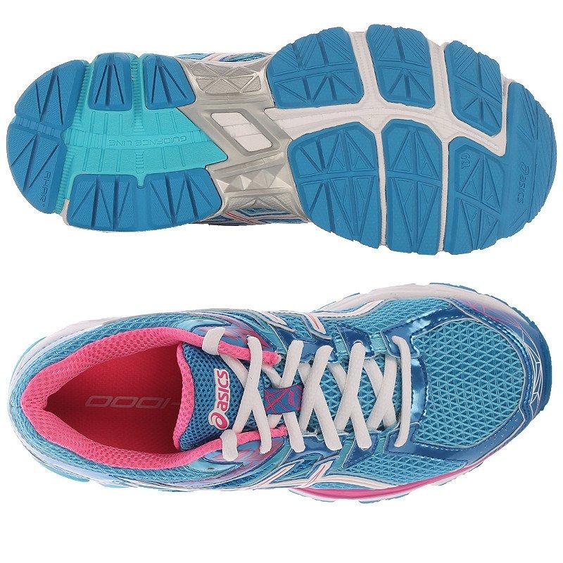 buty do biegania damskie ASICS GT 1000 3 T4K8N 3901 27038