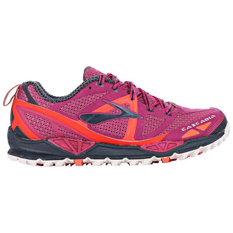 buty do biegania damskie BROOKS CASCADIA 9 1201531B 872