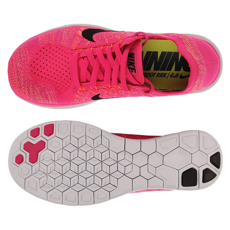 the latest 15b8f cc3ce ... buty do biegania damskie NIKE FREE 4.0 FLYKNIT  717076-600 ...