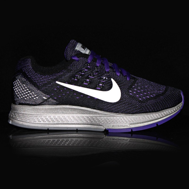 ... buty do biegania damskie NIKE ZOOM STRUCTURE +18 FLASH   683937-500 ... 4e81cfba56ad