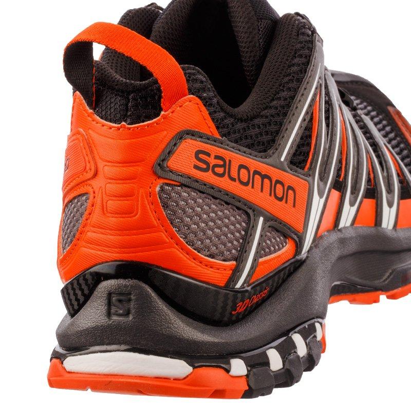 Sneakers SALOMON XA Pro 3D Black Magnet Flame 391960