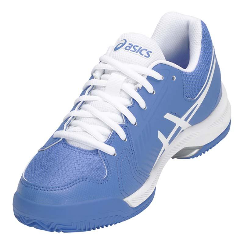 wysoka jakość Kup online atrakcyjna cena buty tenisowe damskie ASICS GEL-DEDICATE 5 CLAY / E758Y-406 ...