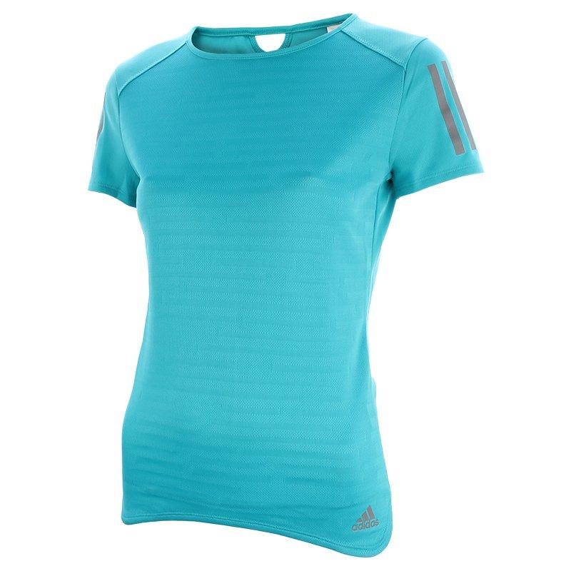 koszulka do biegania damska ADIDAS RESPONSE SHORT SLEEVE TEE BP7457