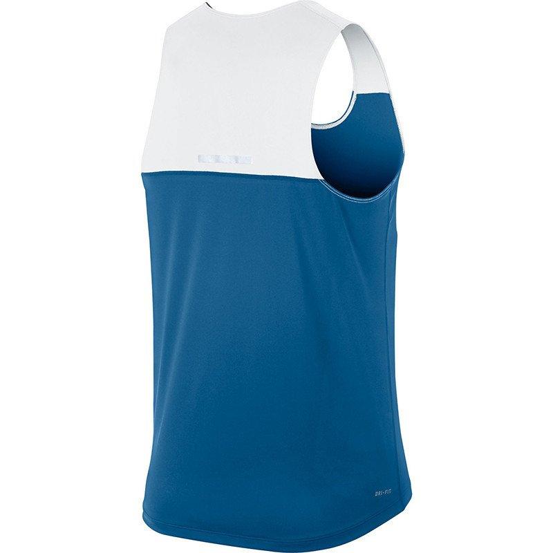 607beff7e ... koszulka do biegania męska NIKE DRI-FIT RACING TANK / 598996-418 ...