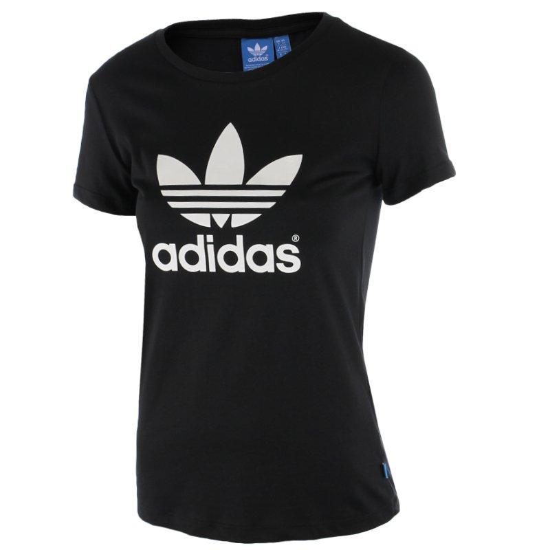 58ff5eb618293e koszulka sportowa damska ADIDAS TREFOIL TEE / AB2020 29376 ...