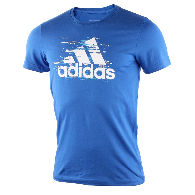 c0bf27963301ca koszulka sportowa męska ADIDAS ESSENTIALS LOGO TEE / AY7174 32999 ...
