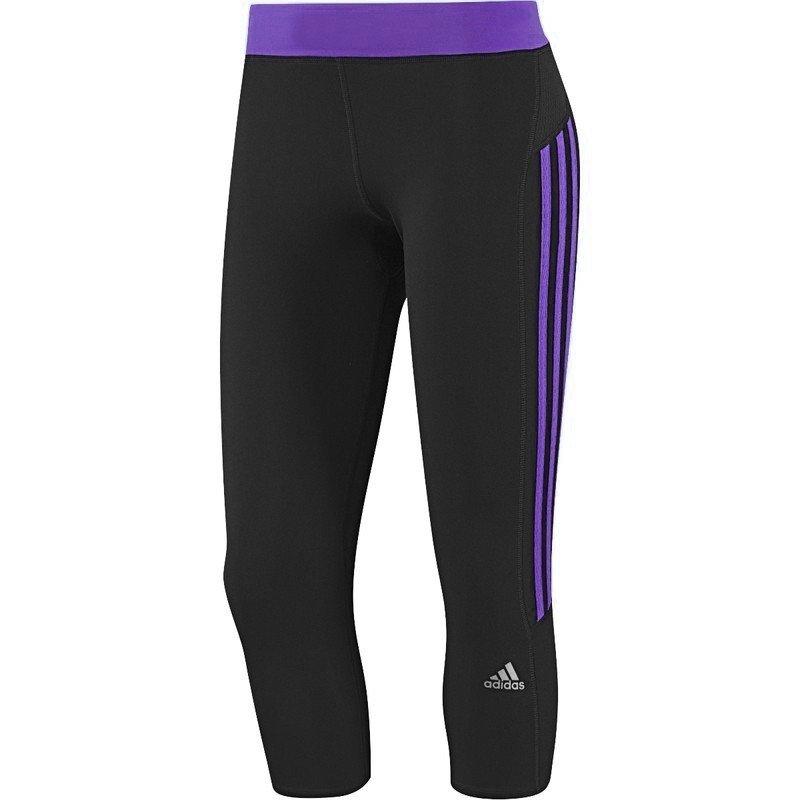 spodnie do biegania damskie ADIDAS RESPONSE 34 TIGHT D85487