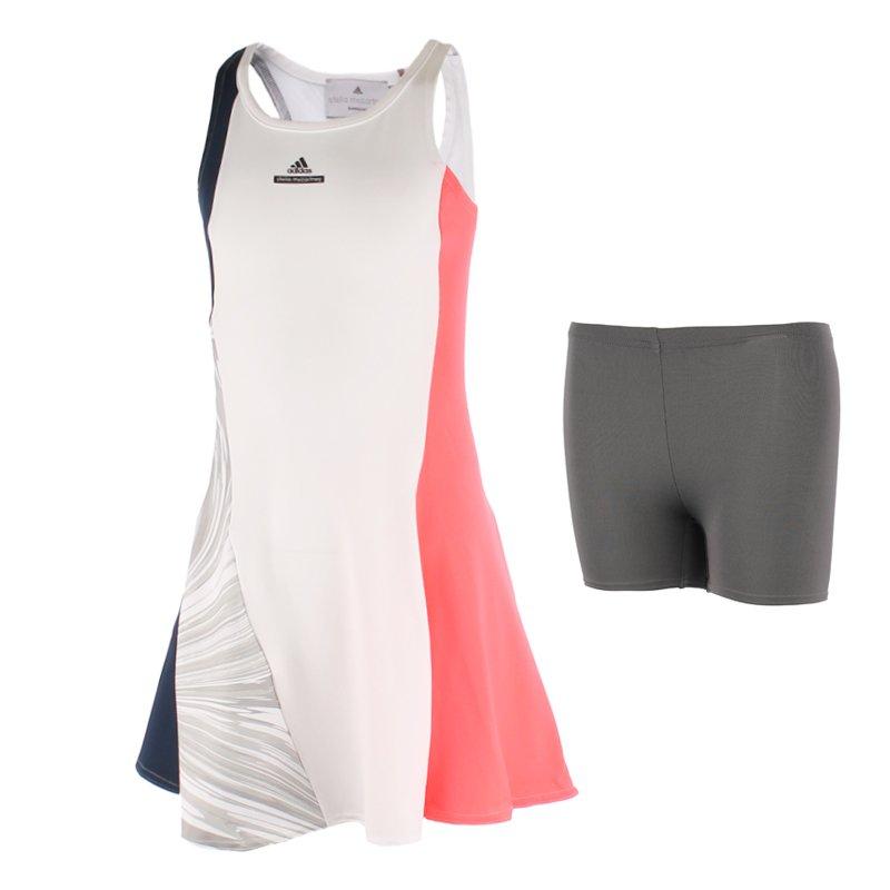 ca227bf6e ... sukienka tenisowa dziewczęca Stella McCartney ADIDAS BARRICADE DRESS /  AX9641 ...