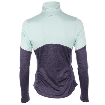 bluza do biegania damska BROOKS ESSENTIAL LONGSLEEVE 1/2 ZIP III / 220776539