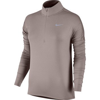 bluza do biegania damska NIKE ELEMENT HALF ZIP / 855517-684