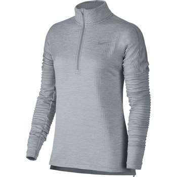 bluza do biegania damska NIKE THERMA ELEMENT SPHERE HALF ZIP / 855521-012