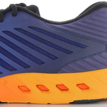 buty do biegania męskie ASICS FUZEX T639N 4350
