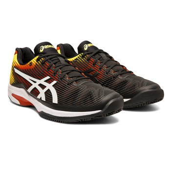buty tenisowe męskie ASICS GEL-SOLUTION SPEED FF CLAY / 1041A004-809