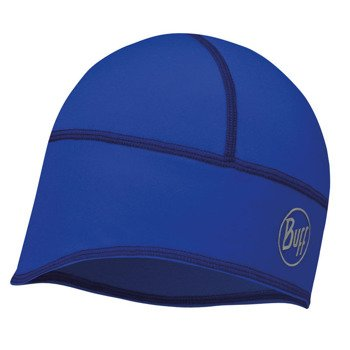 czapka do biegania BUFF TECH FLEECE HAT BUFF SOLID ROYAL BLUE / 113385.723.10