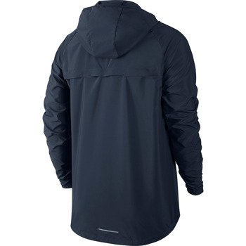 kurtka do biegania męska NIKE ESSENTIAL HOODED JACKET / 856892-471