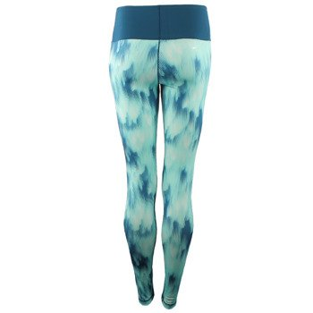 legginsy damskie ADIDAS HIGH-RISE LONG TIGHT ALLOVER PRINTED / AY6179