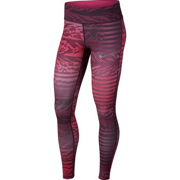 legginsy do biegania damskie NIKE POWER  ESSENTIAL TIGHT / 872812-501