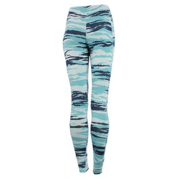 legginsy sportowe damskie ADIDAS ESSENTIALS TIGHT ALLOVER PRINTED / AY4879
