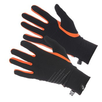 rękawiczki do biegania ASICS BASIC PERFORMANCE GLOVES / 134927-6002