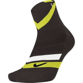 skarpety do biegania NIKE CUSHION DYNAMIC ARCH QUARTER RUNNING (1 para) / SX5467-010