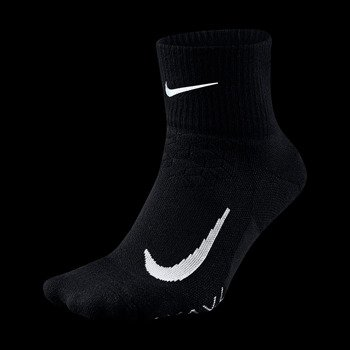 skarpety do biegania NIKE ELITE CUSHION QUARTER RUNNING (1 para) / SX5463-010