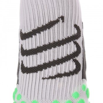 skarpety kompresyjne COMPRESSPORT RUN PRO RACING SOCKS 3D.DOT HIGH-CUT (1 para) / RSH WHITE-GREEN 11319-204