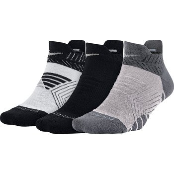 skarpety sportowe NIKE WOMENS  DRY CUSHIONED LOW TRAINING SOCKS (3 pary) / SX6877-943