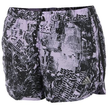 spodenki do biegania damskie ADIDAS INFINITE SERIES M10 ENERGY SHORT / S12010