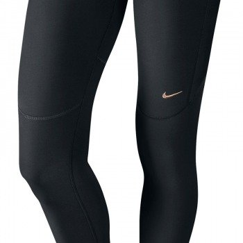 spodnie do biegania damskie NIKE FILAMENT TIGHT / 519843-010