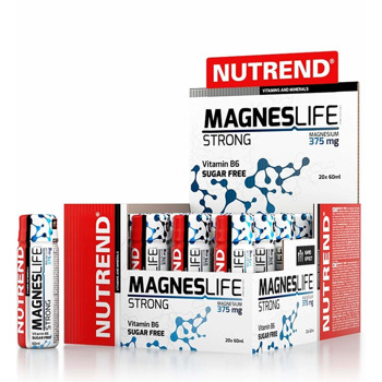 suplement NUTREND MAGNESLIFE STRONG 60ML (1szt.)